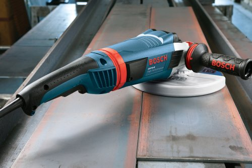 BOSCH 1974-8 7-Inch Large Angle Grinder