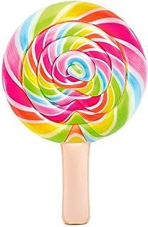 Intex Realistic Print Mattress Lollipop 208 x 135 cm
