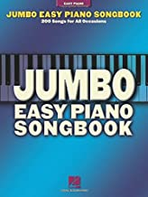 Jumbo Easy Piano Songbook: 200 Songs for All Occasions