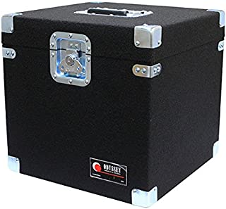 $86 » Odyssey CLP100P Carpeted Pro Lp Case With Recessed Hardware For 100 Vinyl Lp's