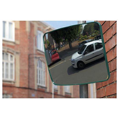 TAP France 26133 Miroir de Sécurité Rectangulaire, 30cm x 40cm