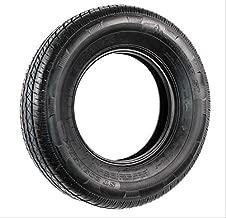 eCustomrim Rainier Radial Trailer Tire ST205/75R15 Load Range C 1820 Lb. 50 PSI