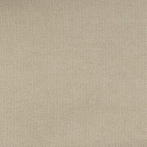 Kenay Home-Cabecero, Cabezal Tapizado Nido Crema 5 Incluye Anclajes Solum, Cama de 135: 145x120cm (AnchoxAlto)