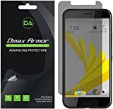 [2-Pack] Dmax Armor for HTC Bolt/HTC 10 Evo Privacy Anti-Spy Screen Protector Shield
