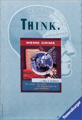 Think. Memo Crime.