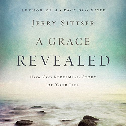 Grace Revealed audiobook cover art