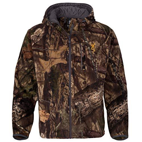 Browning Jacke, Wasatch-Cb Fleece, Mobuc, Größe 3XL
