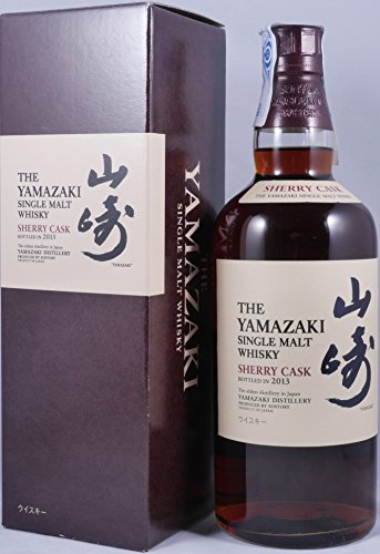 Yamazaki Sherry Cask 2013 Single Malt Whisky - Jim Murrays worlds best whisky 2015