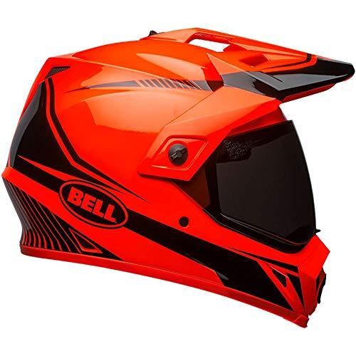Bell Helmets BH 7092705, Bell MX-9 Adventure MIPS Arancione Uomo, Torcia Arancia/Nero XS