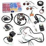 NTHREEAUTO DIY Street Legal Kits UTV ATV LED Turn Signals Compatible...