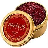 Best Persian Teas - Mazaeus Saffron Premium Pure Organic Saffron Threads Review