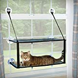 K&H Pet Products EZ Mount Window Kitty Sill Double Stack...