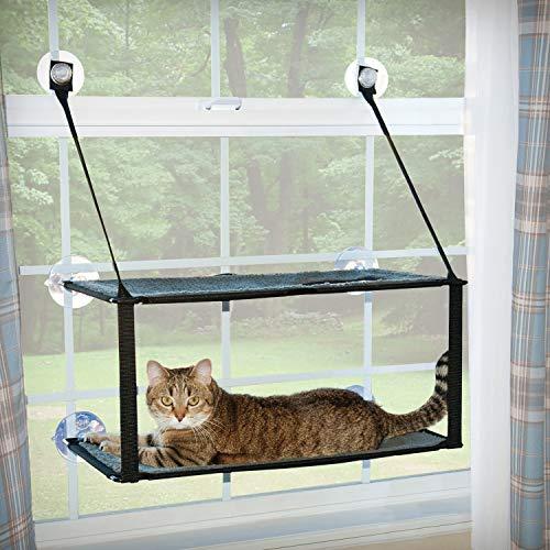 K&H EZ Window Mount Kitty Sill, Double Stack