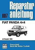Fiat Panda 4x4: ab Baujahr 1983 // Reprint der 3.Auflage 1986