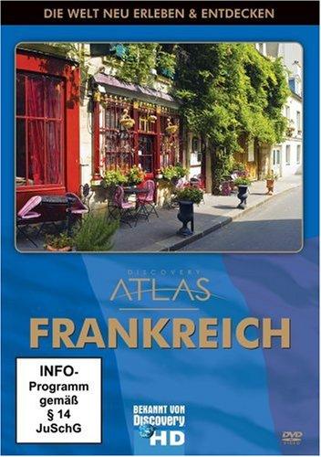 Discovery HD Atlas - Frankreich