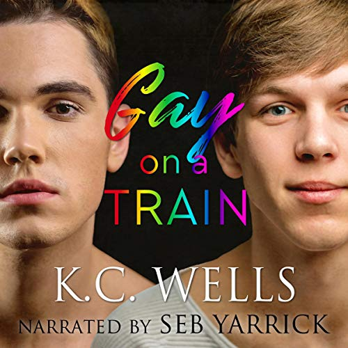 Gay on a Train cover art