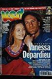VSD 872 Vanessa Paradis Depardieu Cover + 5 p. - Tabatha Cash 4 p. - Hollywood face à Hitler - 19 au 25 mai 1994