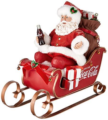 Kurt Adler CC5202 Santa, Multi