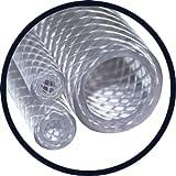 Reforzada con PVC trenzado manguera de calidad...