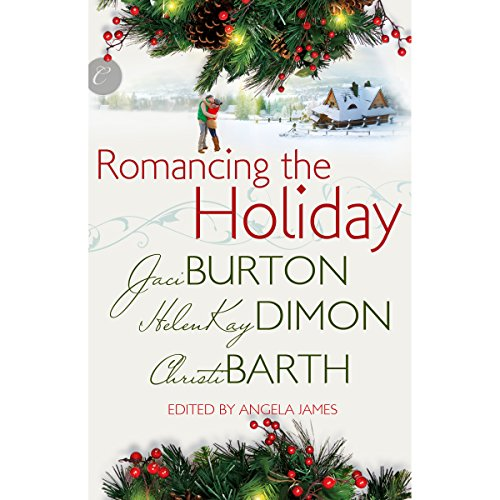 Romancing the Holiday audiobook cover art