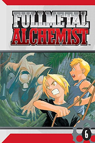 FullMetal Alchemist: Manga volume 6 - 10 (English Edition)