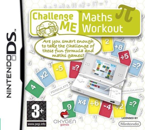 Challenge Me: Maths Workout (Nintendo DS) [Edizione: Regno Unito]