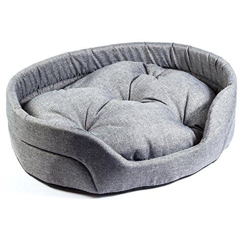 BoutiqueZOO Hundebett XS Hundesofa Hundekissen für kleine/mittlere/große Hunde