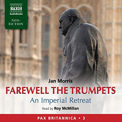 Farewell the Trumpets audiobook cover art