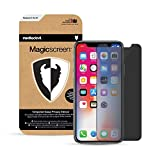 MediaDevil Privacy Glass Screen Protector for iPhone 11 Pro and iPhone Xs/iPhone X - Tempered Glass Security Filter (1-Pack)