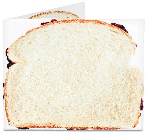 Mighty Wallet Men's Anole, PBJ Sandwich, One Size
