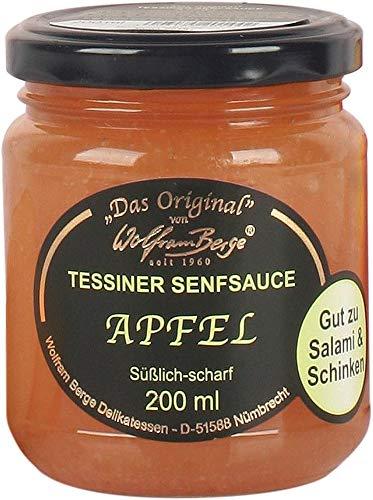 Original Tessiner Apfel-Senfsauce
