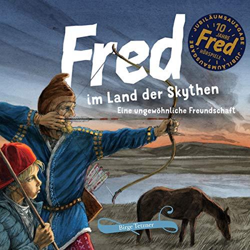 Fred im Land der Skythen Titelbild