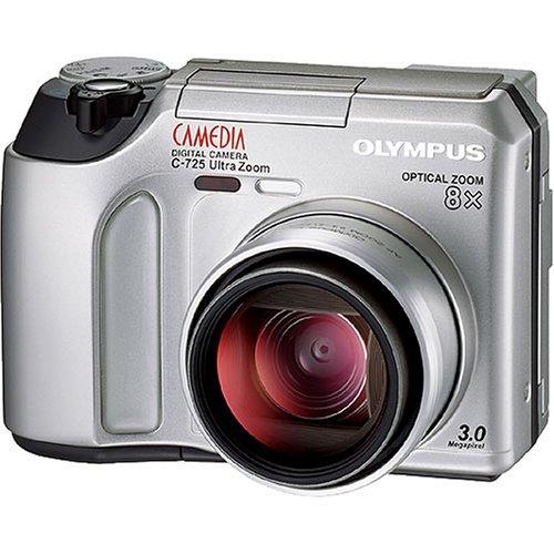 OLYMPUS Camedia C-725 Ultra Zoom Digital Camera