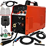Homegreg 180 Amp Inverter Multi Process Welder MIG/TIG/Arc Stick 3 in 1 welding machine 110/220V dual voltage