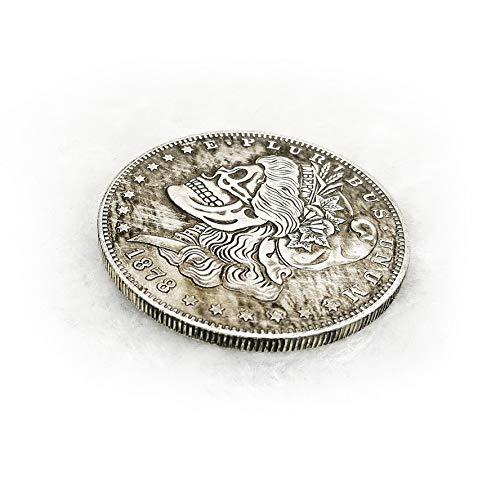 nouler 1878 Estados Unidos Morgan Silver Dollar Moneda Conmemorativa R