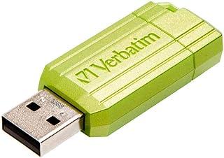 Verbatim 49958 Chiavetta USB 2.0 a forma di guida, 32 GB, colore verde
