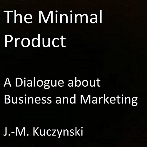 The Minimal Product audiobook cover art
