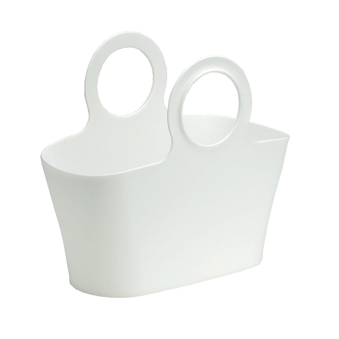 ブレークバズ花嫁イノマタ化学 トートバッグ オーブ ホワイト