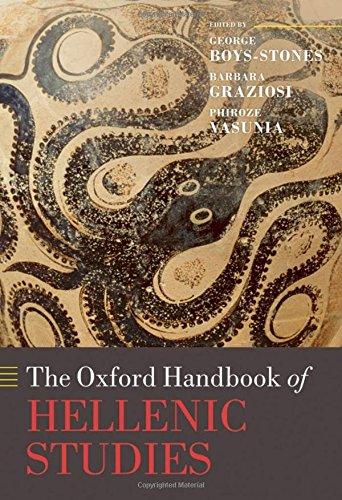 The Oxford Handbook of Hellenic Studies (Oxford Handbooks)