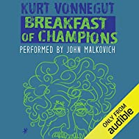 Breakfast of Champions audio book