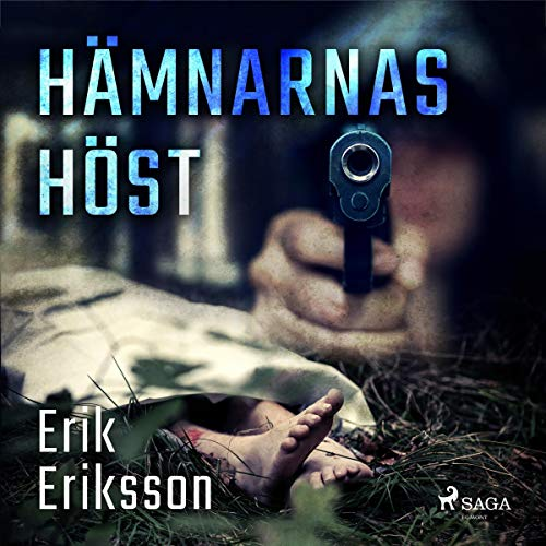 Hämnarnas höst audiobook cover art