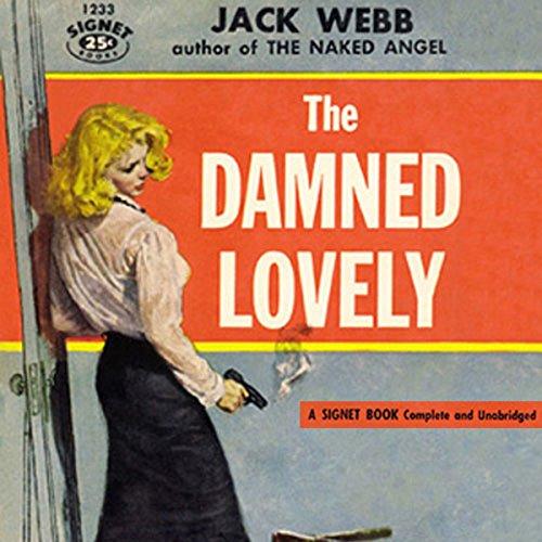 The Damned Lovely audiobook cover art