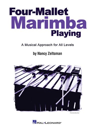 Four-Mallet Marimba Playing (Zeltsman): Noten für Percussion
