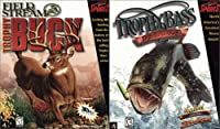 Trophy Bass 2 Deluxe & Trophy Buck Bundle (輸入版)