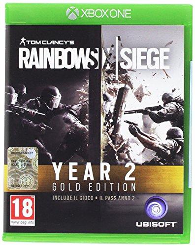 Ubisoft Rainbow Six Siege Gold Edition Year 2