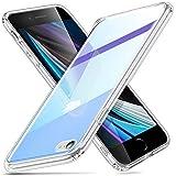 ESR Kompatibel mit iPhone 8 Hülle/iPhone 7 Hülle,Hochwertig Gehärtetes Glas Handyhülle TPU...