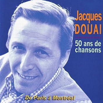 50 ans de chansons de Paris à Montreal