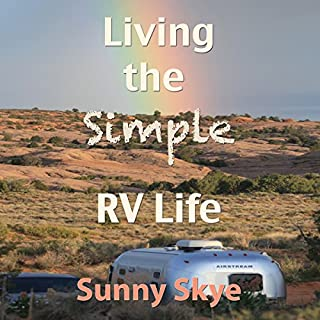 Living the Simple RV Life audiobook cover art