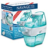 Navage Nasal Irrigation Starter Bundle: Navage Nose Cleaner and 18 SaltPods. $99.90 if Purchased Separately; You Save $9.95 (10%)