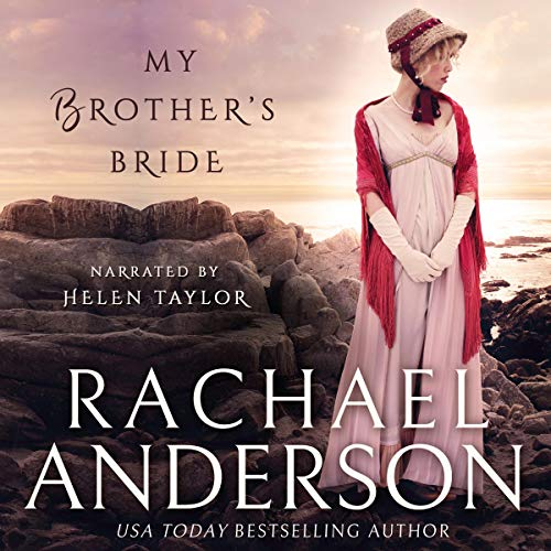 My Brother's Bride audiobook cover art